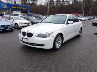 Used 2008 BMW 5 Series 528i for sale in Coquitlam, BC