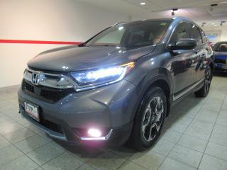 Used 2017 Honda CR-V Touring, HONDA CERTIFIED for sale in Brampton, ON