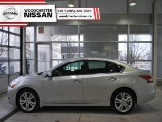 Used 2014 Nissan Altima 3.5 SL  - $141.58 B/W - Low Mileage for sale in Mississauga, ON