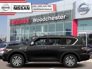 New 2019 Nissan Armada SL  - Sunroof -  Leather Seats - $420.01 B/W for sale in Mississauga, ON