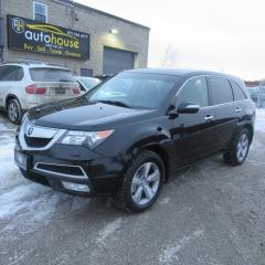 Used 2013 Acura MDX Tek pkg,7PASS,AWD,BACKUP CAMERA,LEAHTER,SUNROOF for sale in Newmarket, ON