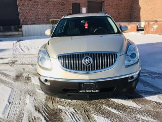 Used 2008 Buick Enclave CX FWD for sale in Brampton, ON