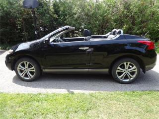 Used 2011 Nissan Murano Cross Cabriolet Convertible AWD for sale in Smiths Falls, ON