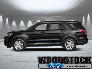 New 2018 Ford Explorer XLT  -  Bluetooth for sale in Woodstock, ON