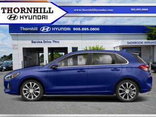 New 2019 Hyundai Elantra GT Luxury AT  - Sunroof -  Android Auto for sale in Thornhill, ON