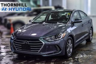 Used 2018 Hyundai Elantra GL Auto  Heated Seats, Back Up Camera, Apple Car Play for sale in Thornhill, ON