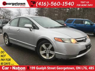 Used 2006 Honda Civic EX | YOU CERTIFY YOU SAVE | AS-IS SPECIAL for sale in Georgetown, ON