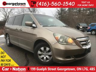 Used 2005 Honda Odyssey EX| 8 PASS | ALLOY RIMS| YOU CERTIFY YOU SAVE for sale in Georgetown, ON