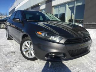 Used 2014 Dodge Dart SXT AUTOMATIQUE BAS KILOMÉTRAGE for sale in Ste-Marie, QC