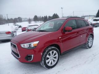 Used 2015 Mitsubishi RVR Ltd Awd for sale in East broughton, QC
