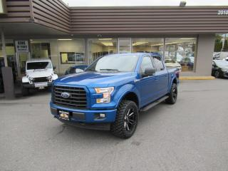 Used 2017 Ford F-150 FX-4 OFF ROAD - 5.0L V8 for sale in Langley, BC