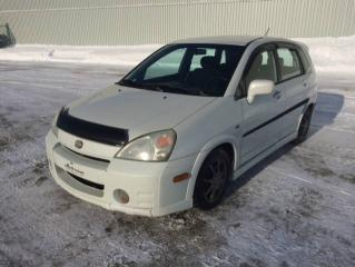 Used 2004 Suzuki Aerio 5dr Wgn S AWD Auto w/AC for sale in Quebec, QC