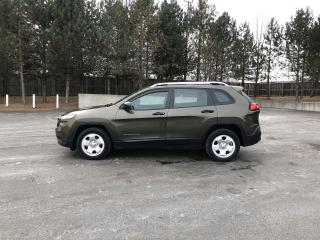 Used 2015 Jeep Cherokee Sport FWD for sale in Cayuga, ON