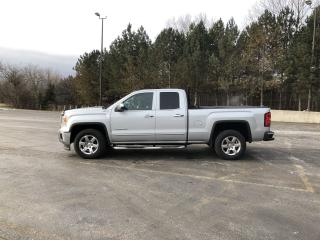 Used 2015 GMC Sierra 1500 SLT Z71 DBL CAB 4X4 for sale in Cayuga, ON