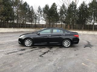Used 2014 Hyundai Sonata Limited FWD for sale in Cayuga, ON