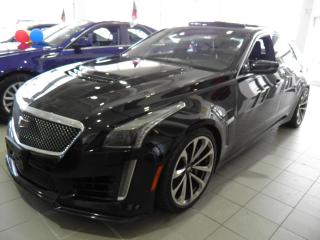 Used 2016 Cadillac CTS -V Sedan Base / $453.00 Bi-weekly for 84mths for sale in Arnprior, ON