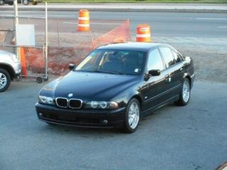 Used 2003 BMW 5 Series 530iA 4dr Sdn 5-Spd Auto for sale in Surrey, BC
