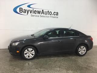 Used 2014 Chevrolet Cruze 1LT - 6SPD! ONSTAR! BLUETOOTH! SUNROOF! A/C! CRUISE! for sale in Belleville, ON