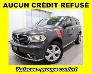 Used 2014 Dodge Durango Sxt Awd 7 Passagers for sale in Mirabel, QC