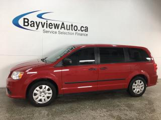 Used 2015 Dodge Grand Caravan SE/SXT - DVD! U-CONNECT! CRUISE! HITCH! for sale in Belleville, ON