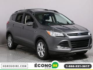 Used 2013 Ford Escape SEL AWD A/C GR ELECT for sale in St-Léonard, QC