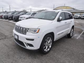 New 2019 Jeep Grand Cherokee Summit|4X4|NAV|DUAL PANO SUNROOF|TRAILER TOW GROUP for sale in Concord, ON