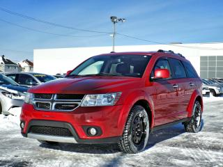 Used 2014 Dodge Journey R/T AWD *CUIR*TOIT*DVD*GPS* for sale in Brossard, QC