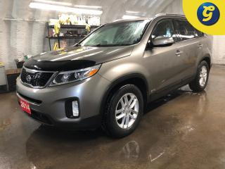 Used 2014 Kia Sorento AWD * Heated front seats * Hands free steering wheel controls * Phone connect * Voice recognition * Keyless entry * Climate control * Cruise control * for sale in Cambridge, ON