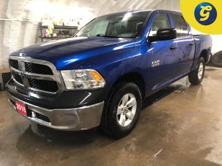 Used 2016 Dodge Ram 1500 SXT * Crew Cab * 4WD * V6 Pentastar * U connect touchscreen * Voice recognition * Phone connect * 8-speed TorqueFlite automatic transmission * Locking for sale in Cambridge, ON