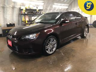 Used 2013 Scion tC Sports Coupe * Sunroof w/Pano * Hands free steering wheel controls * Phone connect * Voice recognition * Keyless entry * Climate control * Cruise cont for sale in Cambridge, ON