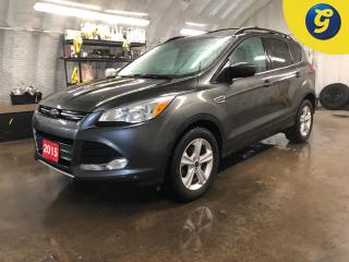 Used 2015 Ford Escape Navigation * Ford SYNC Microsoft *  Reverse camera * Passive entry * Heated front seats * Hands free steering wheel controls * Voice recognition * Pho for sale in Cambridge, ON