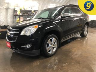 Used 2013 Chevrolet Equinox 1LT * AWD * Chevy mylink * Remote start * Reverse camera * Chorme Wheels * Heated front seats * Heated mirrors * Climate control * Hands free steering for sale in Cambridge, ON