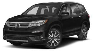 New 2019 Honda Pilot Touring for sale in Vancouver, BC