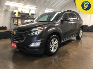 Used 2016 Chevrolet Equinox LT * AWD * Chevy mylink * Remote start * Reverse camera * Heated front seats * Climate control * Hands free steering wheel controls * Phone connect * for sale in Cambridge, ON