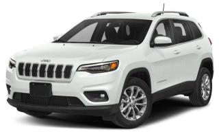 New 2019 Jeep Cherokee Trailhawk for sale in Abbotsford, BC