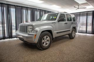 Used 2011 Jeep Liberty Sport 3.7L Engine, power equipment and more. for sale in Okotoks, AB
