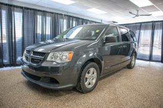 Used 2011 Dodge Grand Caravan SE/SXT for sale in Okotoks, AB