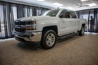 Used 2018 Chevrolet Silverado 1500 1LT Almost new! Low KMS, One Previous Owner & No Accidents. Pristine Toy Tower, trailer brake controller for sale in Okotoks, AB