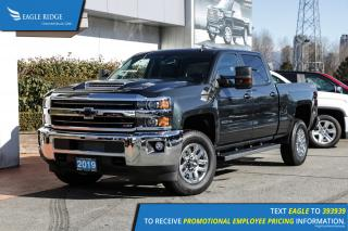 New 2019 Chevrolet Silverado 3500HD LT Navigation, Heated Seats, Backup Camera for sale in Coquitlam, BC