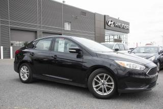 Used 2015 Ford Focus SE for sale in St-Hyacinthe, QC