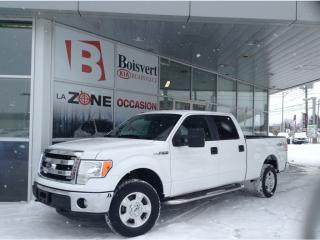 Used 2013 Ford F-150 Xlt V-8 4x4 Attache for sale in Blainville, QC