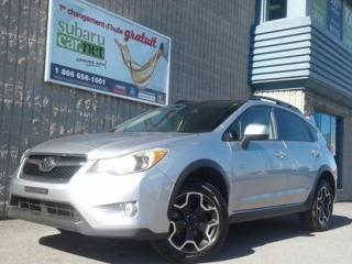 Used 2014 Subaru XV Crosstrek Touring for sale in Richelieu, QC