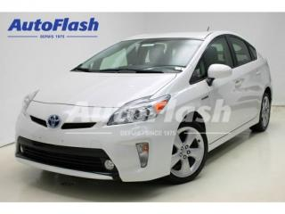 Used 2014 Toyota Prius Hybride/electric for sale in St-Hubert, QC