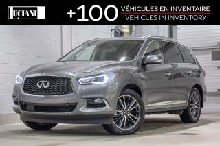 Used 2018 Infiniti QX60 Base for sale in Montréal, QC