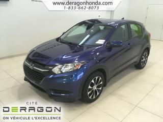 Used 2017 Honda HR-V Lx Gar for sale in Cowansville, QC