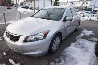 Used 2009 Honda Accord LX for sale in Mascouche, QC