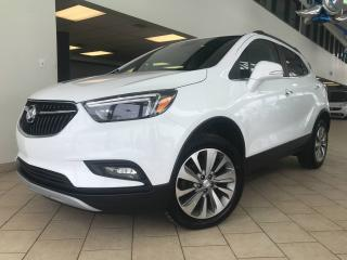 Used 2017 Buick Encore Essence AWD Toit Ouvrant Cuir for sale in Pointe-Aux-Trembles, QC