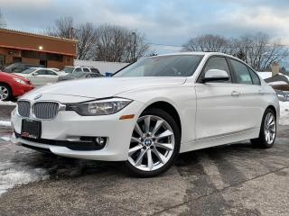 Used 2014 BMW 3 Series 320I XDRIVE-LEATHER-SUNROOF-HTD SEAT-NO ACCIDENTS for sale in Mississauga, ON