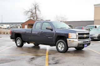 Used 2010 Chevrolet Silverado 2500 2WD for sale in Brampton, ON