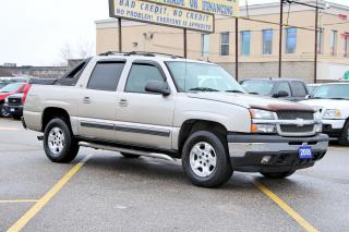 Used 2005 Chevrolet Avalanche Z71 4x4 for sale in Brampton, ON